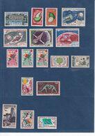 CAMEROUN - 1920 à 1980 - 168 Timbres Et 1 Bloc Feuillet Neuf** - TTB Etat - Superbe Lot Avec Très Belle Cote - Collections (without Album)