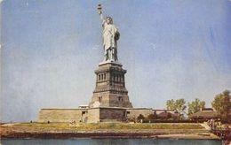 USA The Statue Of Liberty, Bedloe's Island In New York Harbor - Vereinigte Staaten