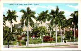 Florida Fort Myers Royal Palm Hotel - Fort Myers