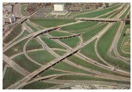 (F 22) USA - Atlanta Road Interchange - Atlanta