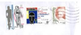 (F 23) Letter - Italy To Australia - 2020 - 2011-...: Oblitérés