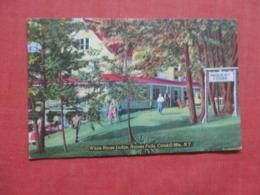 White Horse Lodge  Haines Falls New York > Catskills     Ref 4258 - Catskills