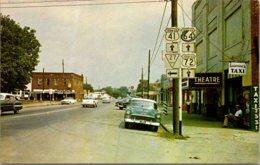 Tennessee Jasper Main Street U S 41-64-72 - Autres