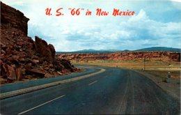 New Mexico Scenic Highway 66 Near Grants - Etats-Unis