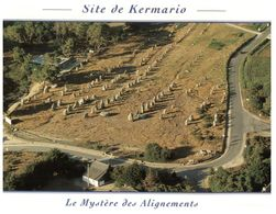 (F 25) France - Carnac Menhir - Antigüedad