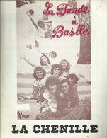 """""""La Chenille"""" La Bande à Basile - Musica & Strumenti"""