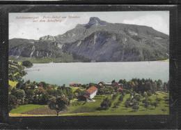 AK 0533  Pichl-Auhof Am Mondsee Mit Dem Schafberg - Verlag Brandt Um 1911 - Mondsee