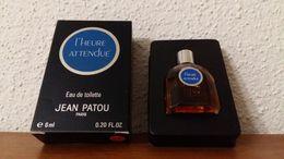 ACHAT IMMEDIAT;;;; MINIATURE L'HEURE ATTENDUE DE JEAN PATOU 6 ML EAU DE TOILETTE - Miniatures Femmes (avec Boite)