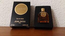 ACHAT IMMEDIAT;;;; MINIATURE COCKTAIL DE JEAN PATOU 6 ML EAU DE TOILETTE - Miniatures Femmes (avec Boite)