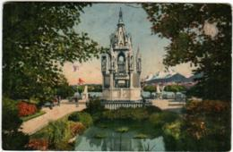 41thp 21 CPA - GENEVE - MONUMENT BRUNSWICK - GE Genève