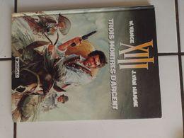 Bd Vance Et Van Hamme XIII Tome 11 Trois Montres D'argent (eo Dargaud 1995) - XIII