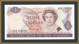 New Zealand 1 Dollar 1981-1985 P-169 (169a) UNC - New Zealand