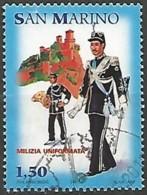 SAINT-MARIN N° 1994 OBLITERE - San Marino