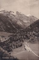 Kunkelspass 1351 M U M - SG St. Gallen
