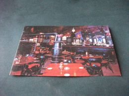 PICCOLO FORMATO The Grismold Inn  ESSEX CONNECTICUT USA THE HISTORIC TAL ROOM  BARROOM SOTTOBICCHIERI BIRRA STUFA - Etats-Unis