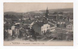 Cpa 54 BACCARAT Vue Générale Derrière Le Presbytère - Baccarat