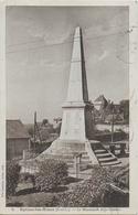 Epinac Les Mines - Le Monument Et Le Château - Autres Communes