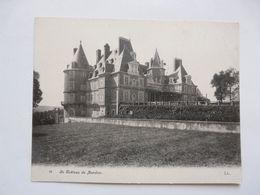 CARTE-LETTRE - 03 ALLIER : Le Château De RANDAN - Other Municipalities