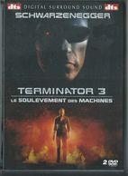 Coffret Dvd Terminator 3 Le Soulevement - Fantastici