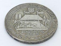 RÉPLICA Medalla 1910, Cerveza Oktoberfest Munich, Baviera, Alemania. 100 Aniversario, 1810 - Other Collections