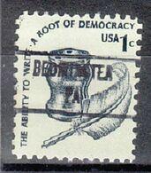 USA Precancel Vorausentwertung Preo, Locals Pennsylvania, Bedminster 853 - Estados Unidos