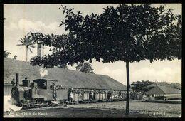 SÃO TOMÉ E PRÍNCIPE - Um Comboio De Roça. ( Ed. Do Governo De S. Tomé E Príncipe)  Carte Postale - São Tomé Und Príncipe