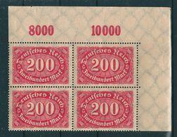 MiNr. 248 ** Oberrand Bogenecke - Nuevos