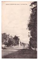 FRESNE ST MAMES - La Grande Rue (carte Animée) - Other Municipalities