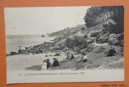29 -  MANEC'H - LA PLAGE SAINT NICOLAS - Sonstige Gemeinden