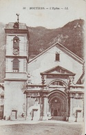 Moutiers -  L'église - Moutiers