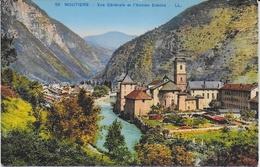 Moutiers -  Vue Générale De L'Ancien Evêché - Moutiers