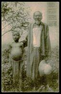 TIMOR - COSTUMES - Timor Português - Tipos E Costumes (Avô E Neto)( Ed. Da Missão Nº 051268) Carte Postale - Osttimor