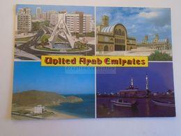 D172716 United Arab Emirates  UAE - Emiratos Arábes Unidos