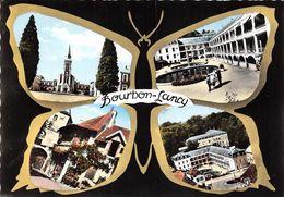 71-BOURBON-LANCY- MULTIVUES - Autres Communes