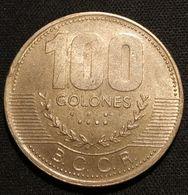COSTA RICA - 100 COLONES 1997 - KM 230a - Costa Rica