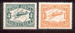 South Africa - Südafrika - 1929 Michel Nr. 43 - 44 * - Unused Stamps