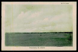 SÃO TOMÉ E PRÍNCIPE - Panorama Da Cidade.  ( Ed. M. Lopes) Carte Postale - São Tomé Und Príncipe