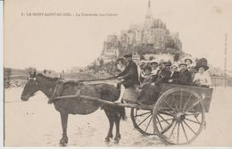 50 LE MONT ST MICHEL ( La Traversee Des Greves ) - Le Mont Saint Michel