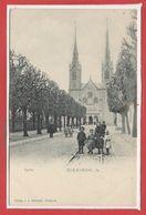 LUXEMBOURG -- DIEKIRCH --  Eglise - Cartoline