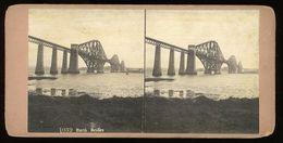 Stereoview - Forth Bridge SCOTLAND - Visionneuses Stéréoscopiques