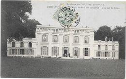 CORBEIL : CHATEAU DE BEAUVOIR - Corbeil Essonnes