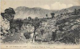 D 06. GORGES DU LOUP.  LA CASCADE DES VIVIERS DE TRUITES - Other Municipalities