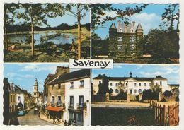 44 - Savenay - Multivues - Savenay