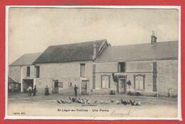 78 - SAINT LEGER En YVELINE --  Une Ferme - St. Leger En Yvelines