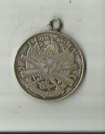 Oublier Jamais 1870  1871 Societe Des Veterans  Des Armees De Terre Et Mer 1541 E Section - Médailles & Décorations