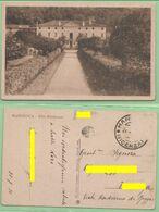 Marostica Villa Bevilacqua Viaggiata 1931 Vicenza - Vicenza