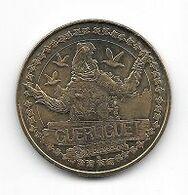 Médaille Touristique, Ville, Monnaie De Paris  2010, GUERLIGUET, FUTUROSCOPE  à  Chasseneuil-du-Poitou  ( 86 ) - Monnaie De Paris