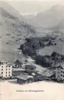 Suisse - Grisons - Klosters Mit Silvrettagletscher - GR Grisons