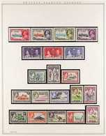 1936-1969 COMPLETE NEVER HINGED MINT COLLECTION. An Attractive, Complete Collection Presented In Mounts On Album Pages,  - British Solomon Islands (...-1978)