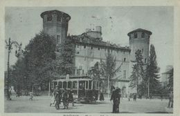 Cartolina - Postcard /  Viaggiata - Sent /  Torino, Piazza Madama. - Places & Squares